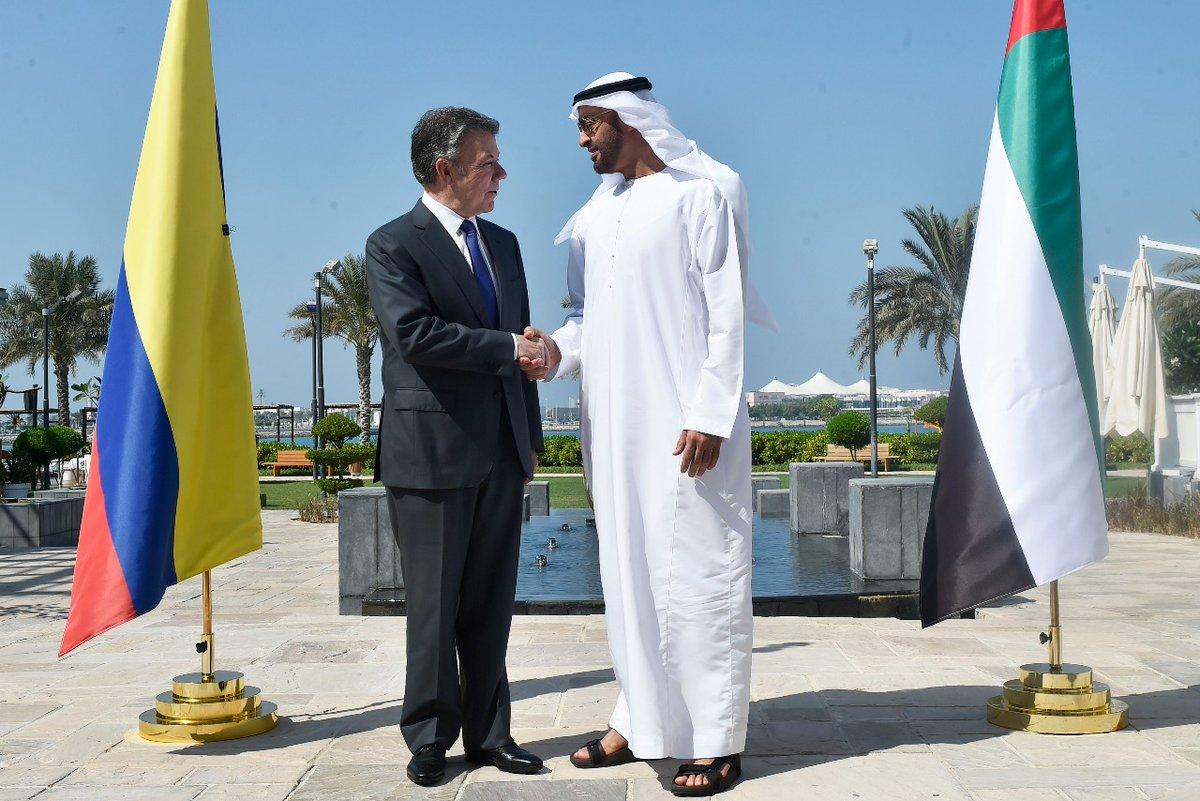 Los objetivos de Santos en los Emiratos Árabes Unidos