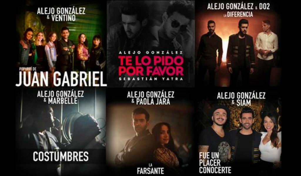 Alejandro Gonzáles y su homenaje a Juan Gabriel