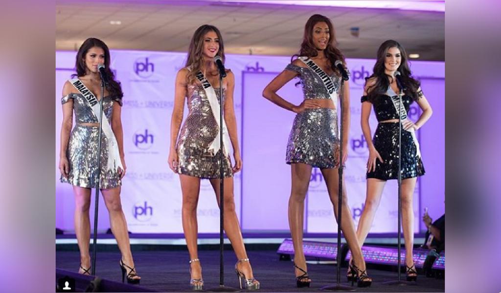 ¿Qué se necesita para ser Miss Universo?
