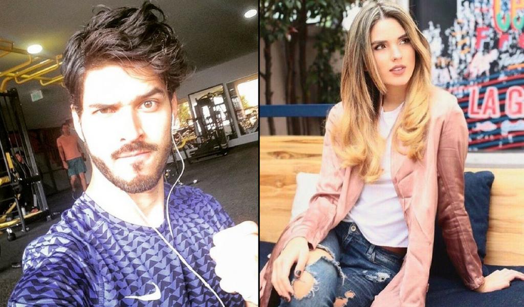 La ex de Martín Santos ya tiene un nuevo amor