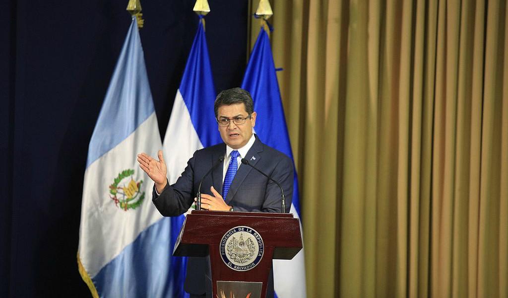 Honduras Juan Orlando Hernández