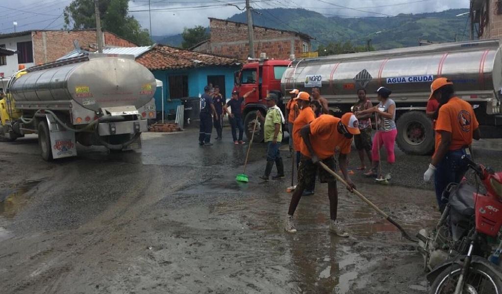 Invierno deja más de 8.000 familias afectadas en el país