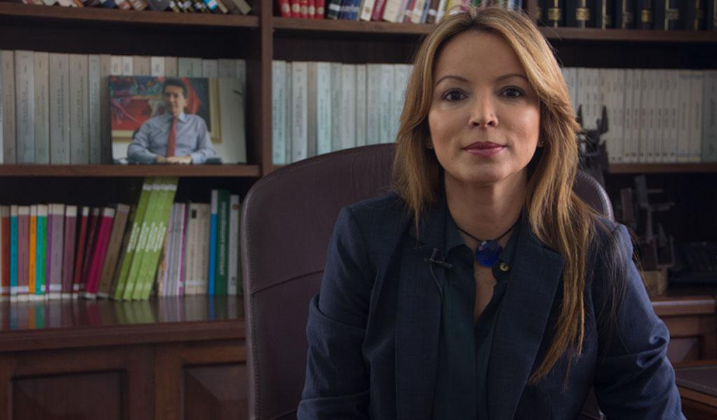Lucy Osorno Casa de Antioquia