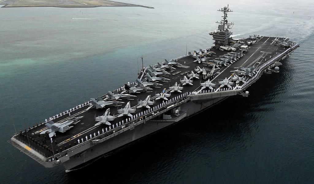 Un avión militar de Estados Unidos cae al mar de Filipinas