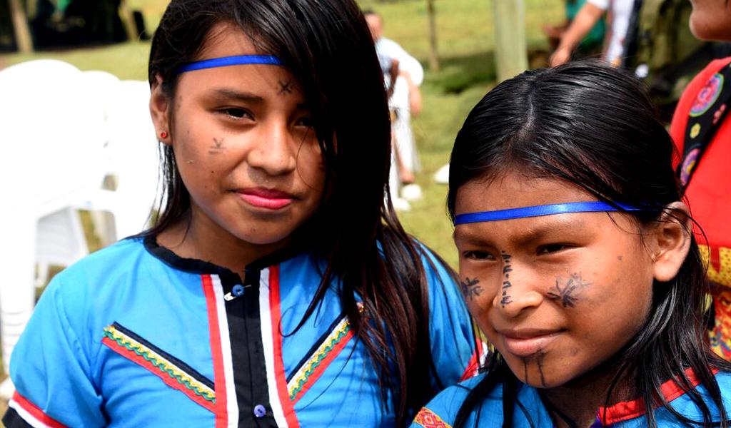 Población indígena en Colombia creció 36 %: Dane