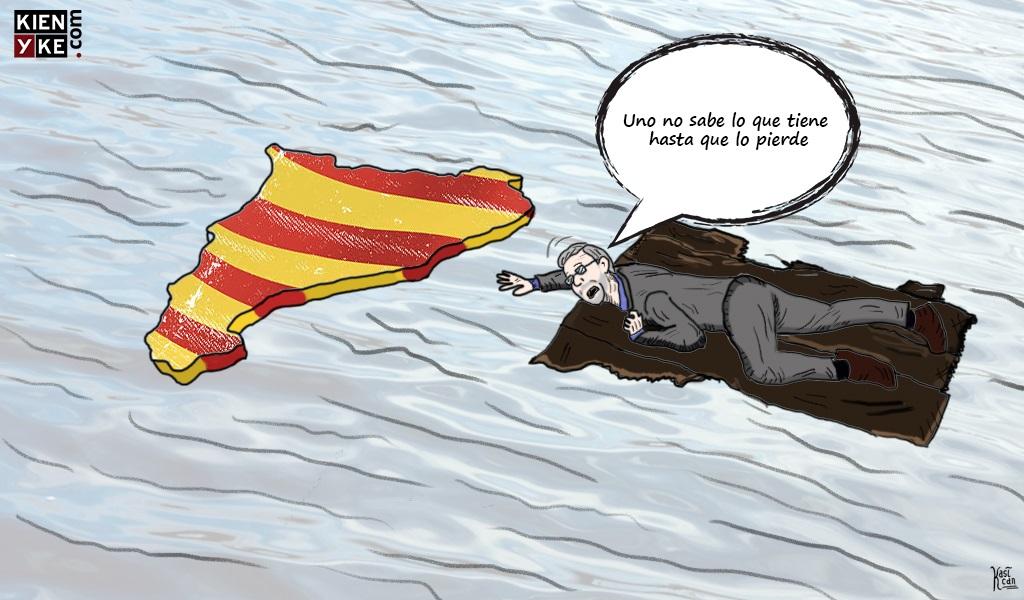 """""""Cataluña de todos"""": Rajoy"""