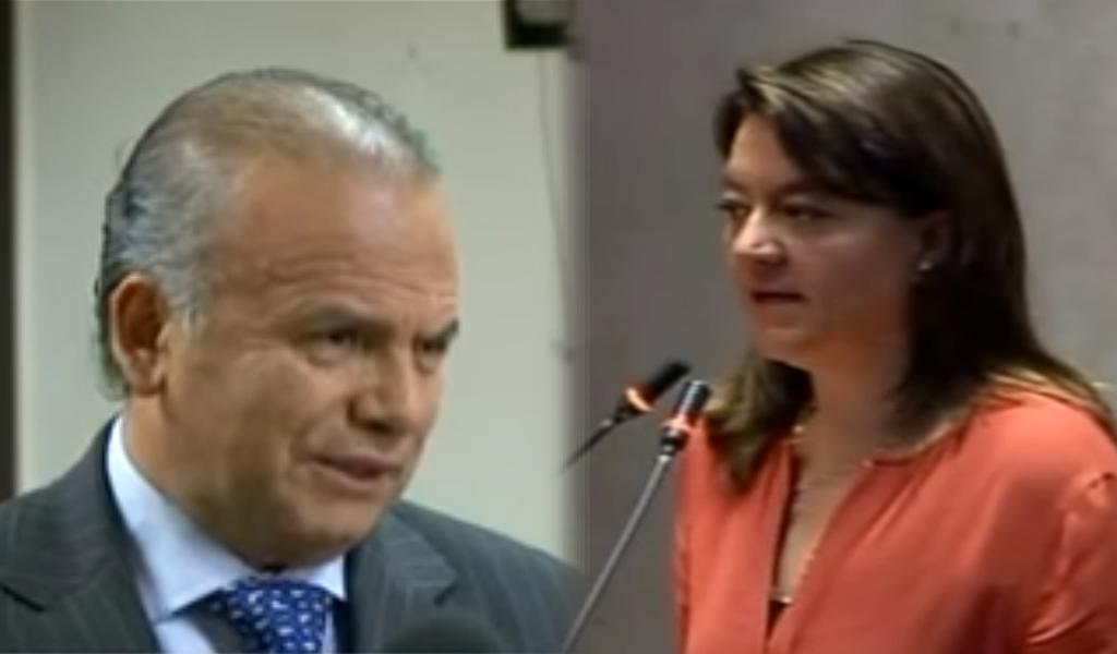 Condenados excontralor de Bogotá y exdirectora del IDU