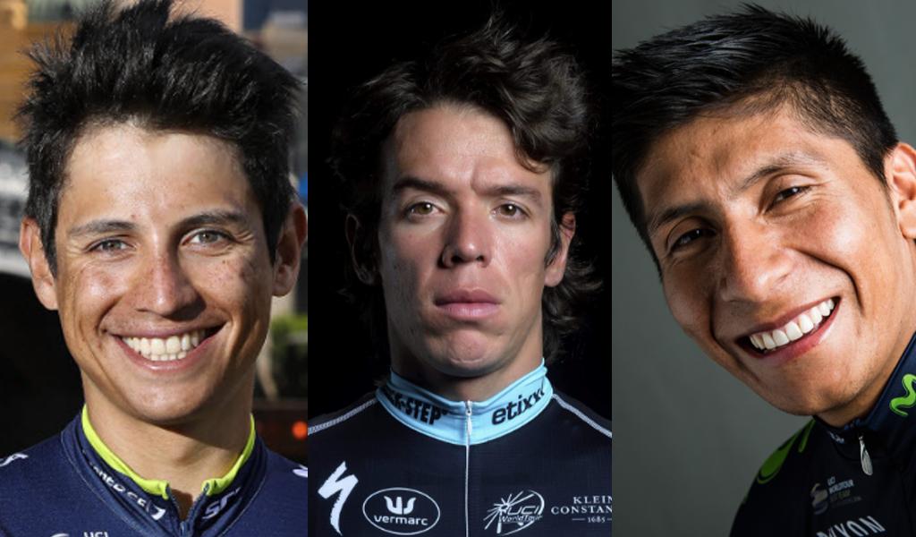 Colombia Oro y Paz ciclistas