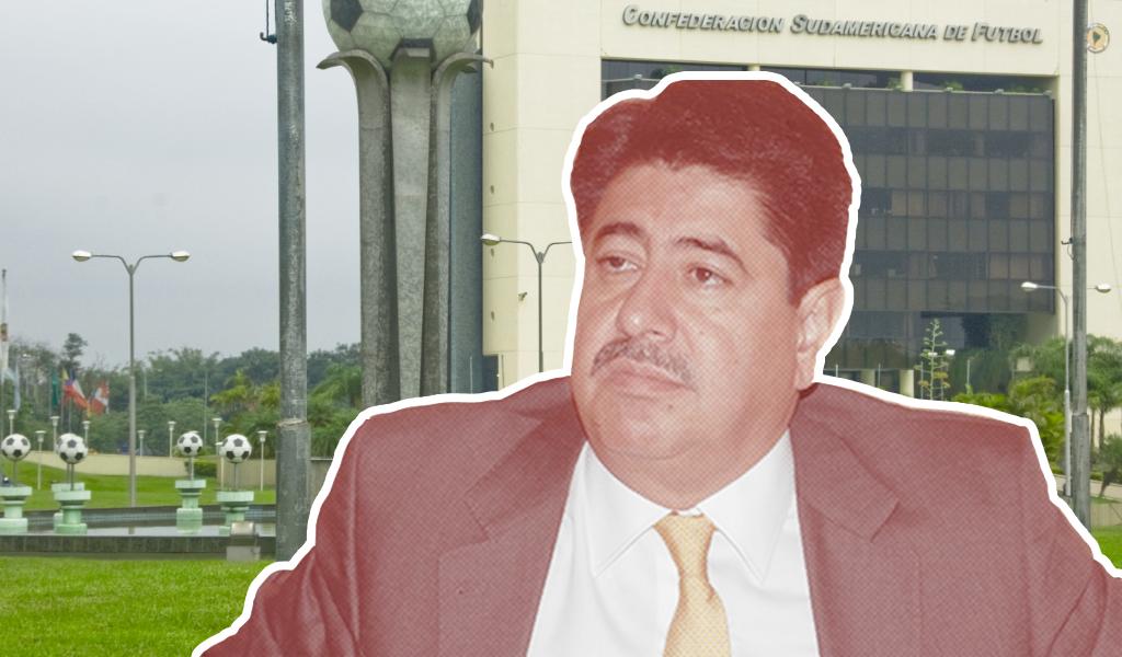 Luis Bedoya aceptó sobornos aproximadamente por ocho años