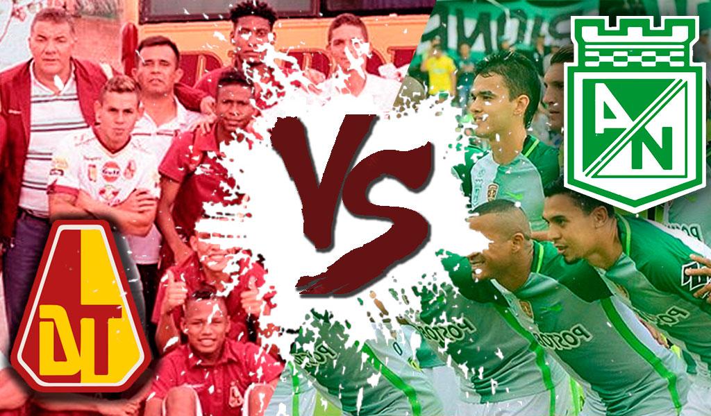 Deportes Tolima vs Atlético Nacional