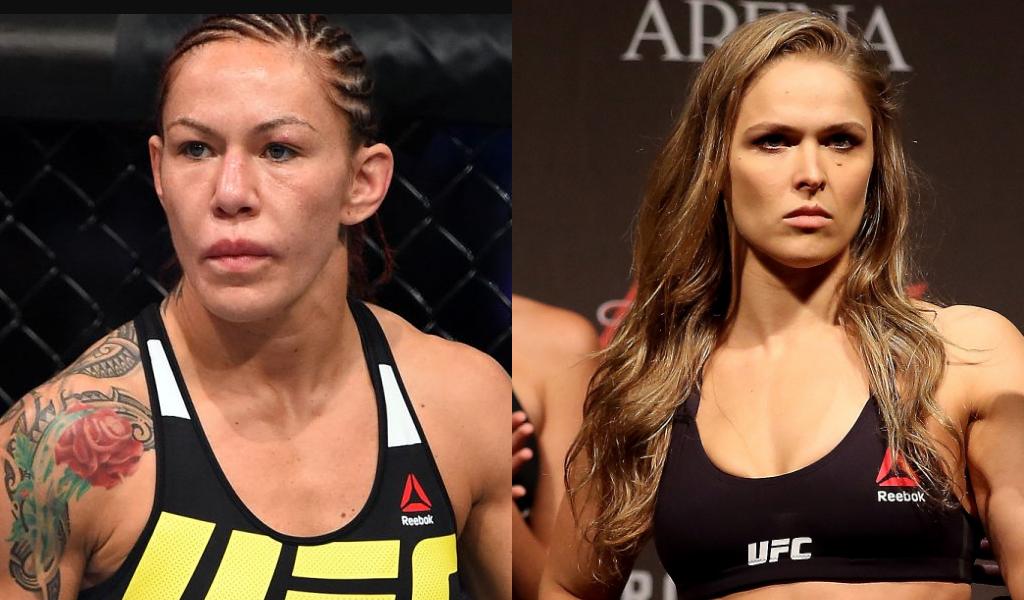UFC Cris Cyborg Ronda Rousey