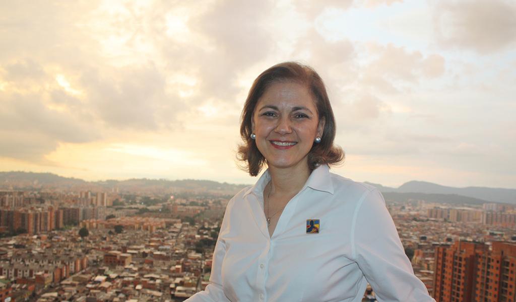 """María del R. Guerra: """"Me cabe el país en la cabeza"""""""