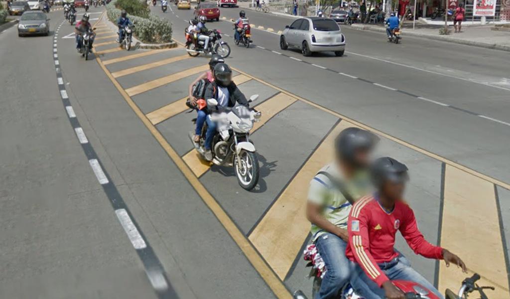 Mototaxistas de Cartagena protestarán