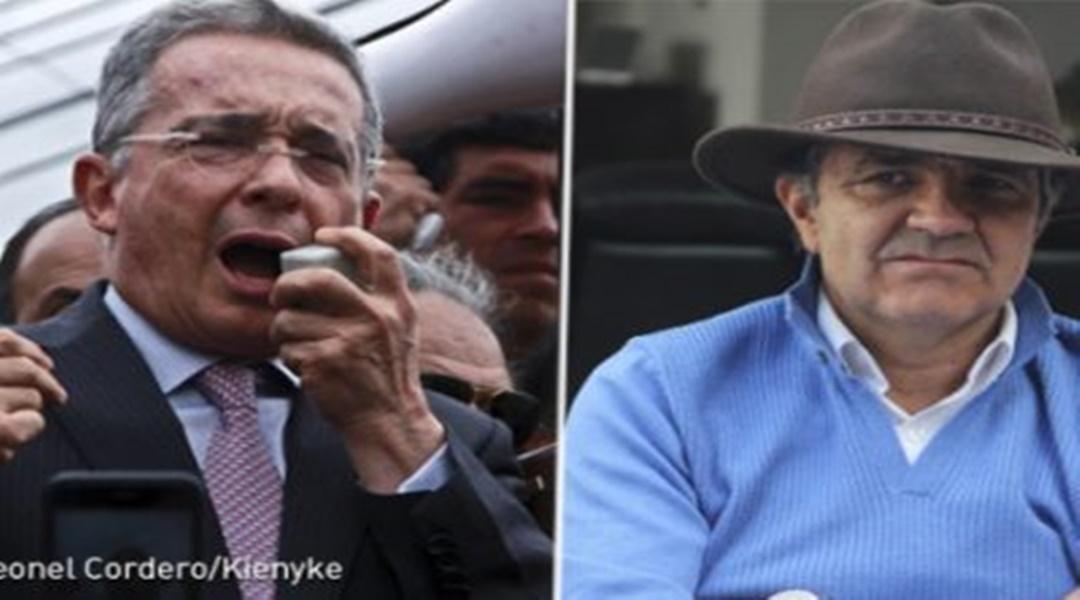 """Álvaro Uribe: """"Óscar Iván Zuluaga no será precandidato"""""""