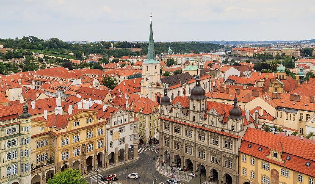 Praga, exponente de historia y arte