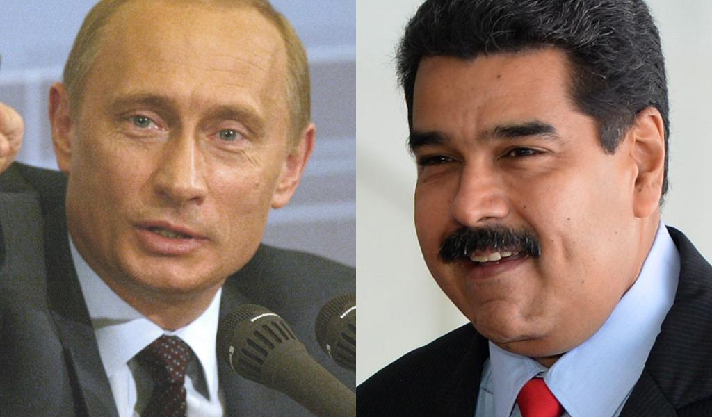 Putin y Maduro, dos invitados indeseables en Colombia