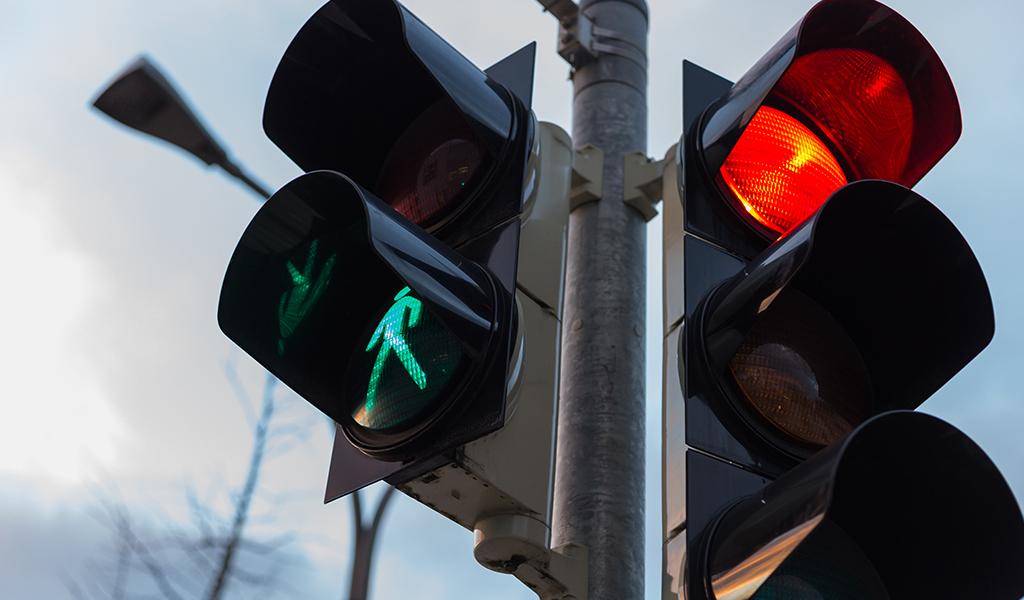 Bogotá semáforo