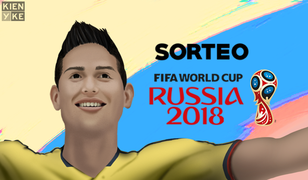 Sorteo Mundial de Rusia
