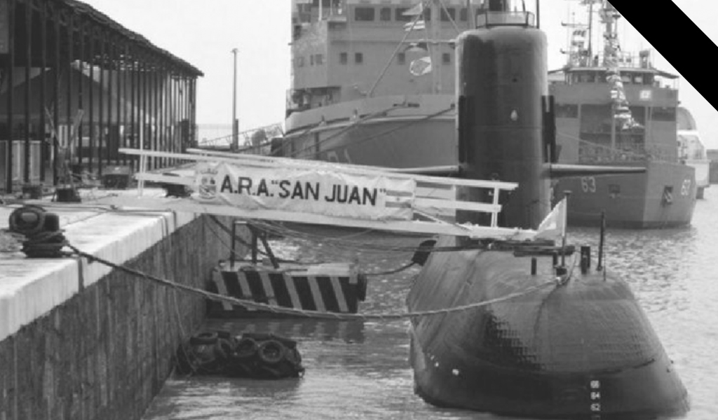 Terminó el rescate de los tripulantes del submarino