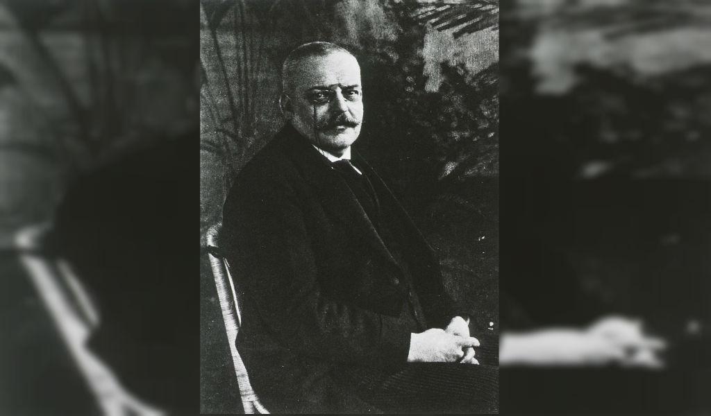 Alois Alzheimer, el neurólogo alemán
