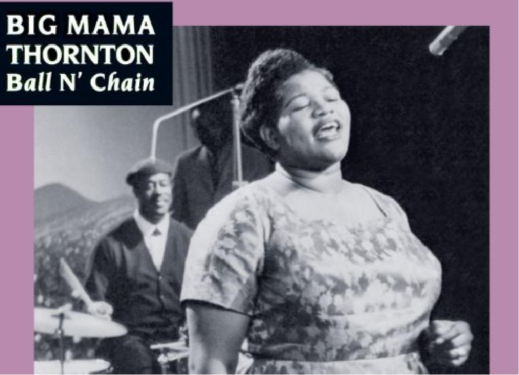 Big mama Thornton, la madre del blues