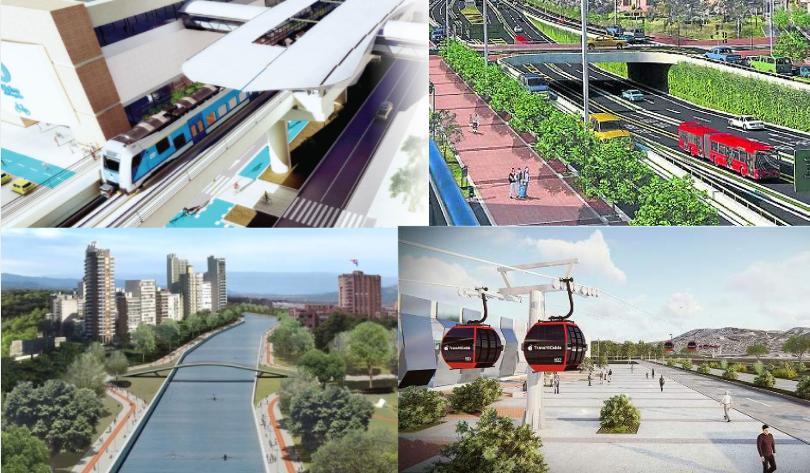 Proyectos que renovarán a Bogotá en los próximos años