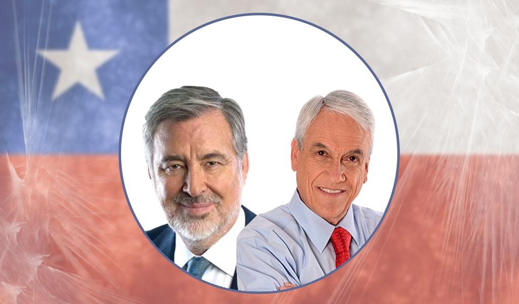 Piñera y Guillier, por la presidencia de Chile
