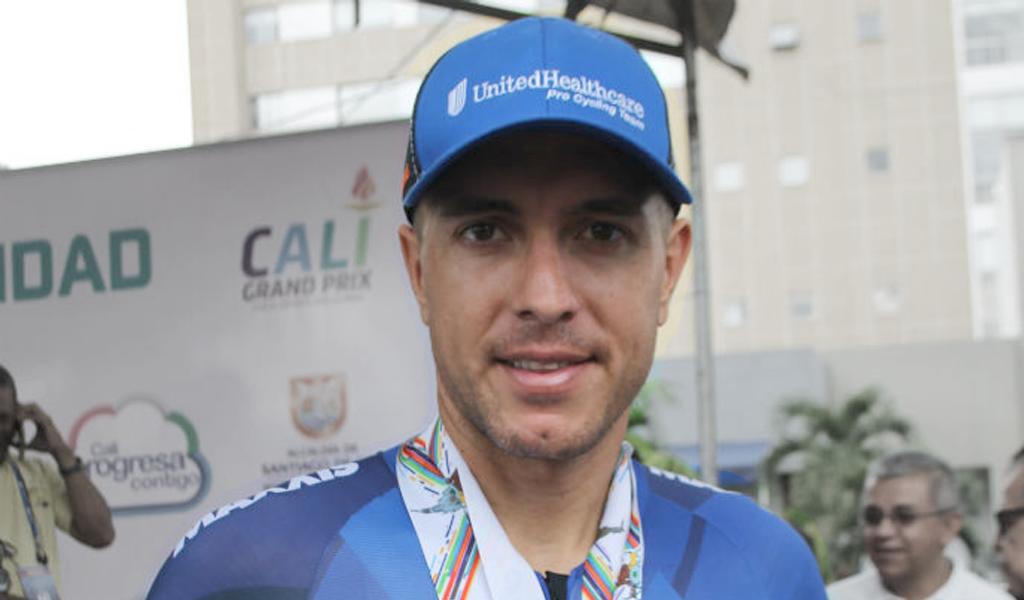 Carlos Alzate, ganador del Grand Prix en Cali