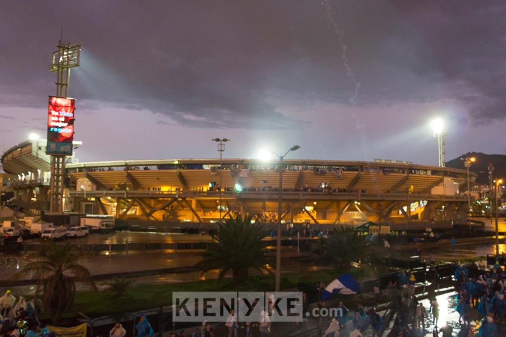 Estadio El Campín Bogotá - Millonarios