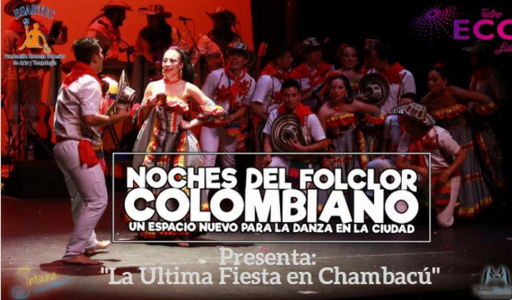La danza tradicional se toma Bogotá