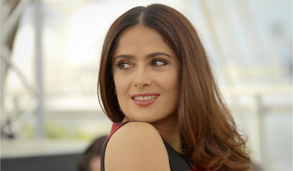 """Harvey Weinstein también fue mi monstruo"", Salma Hayek"