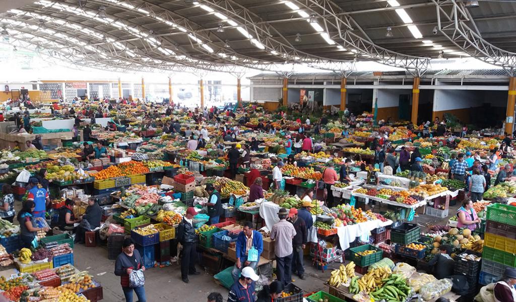 Villa de la Sal, la plaza de mercado que revoluciona Zipaquirá