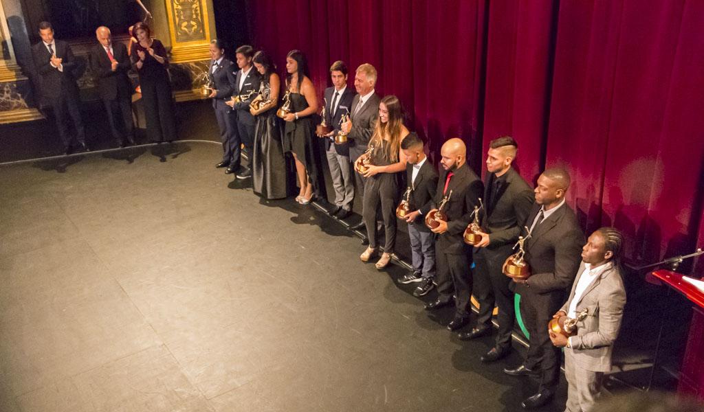 Premios Altius 2017