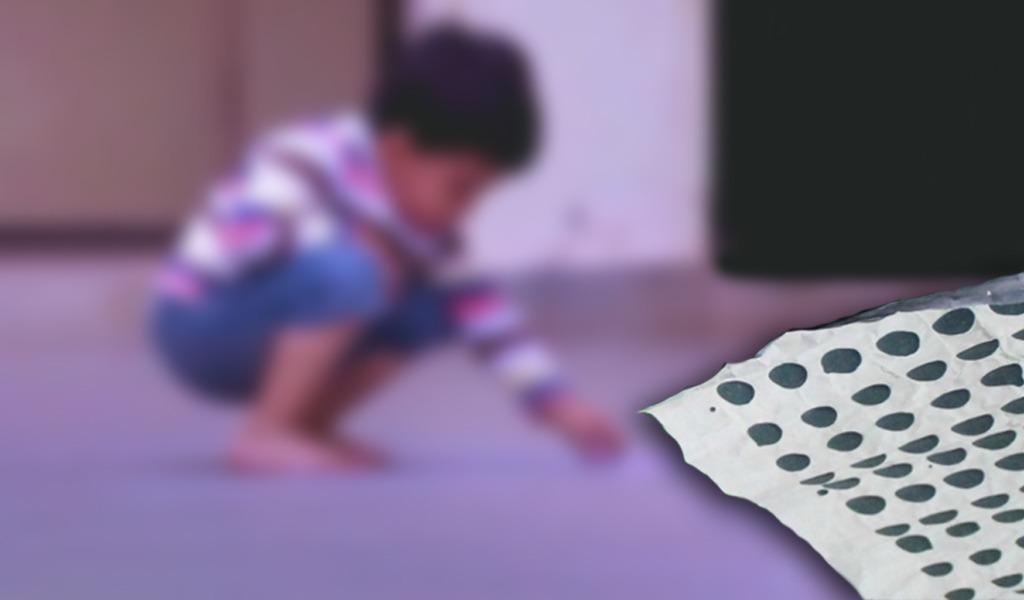 Niña de 4 años, primera víctima de la pólvora en el país