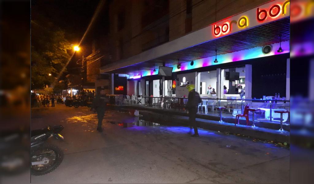 Explosión en discoteca de Caucasia, Antioquia
