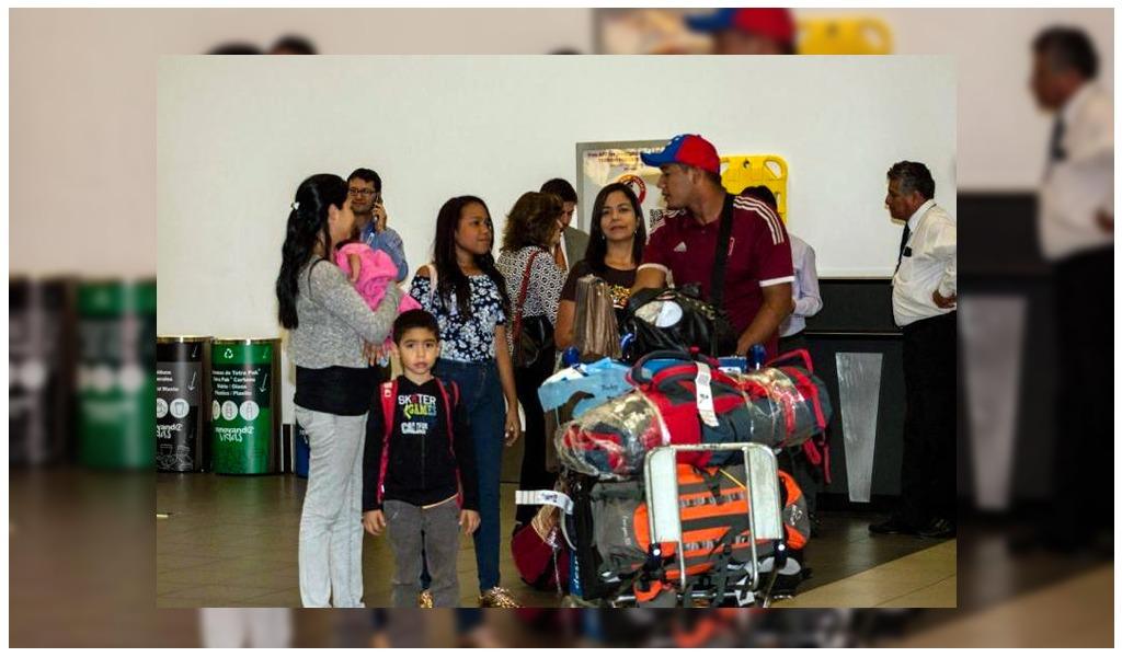España, otro destino de migración de los venezolanos