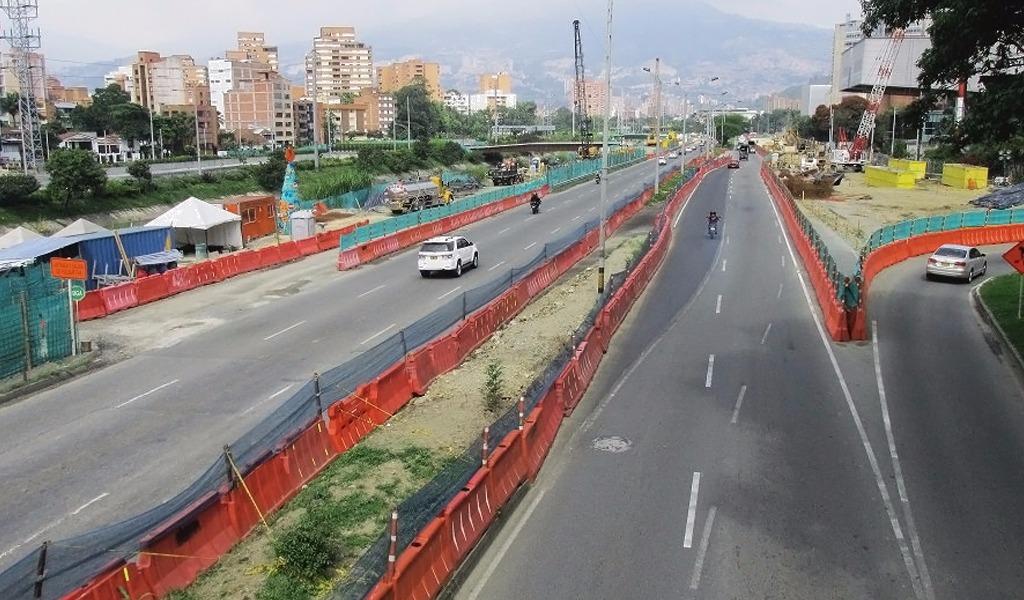 La vía cerrada que complicará la movilidad en diciembre