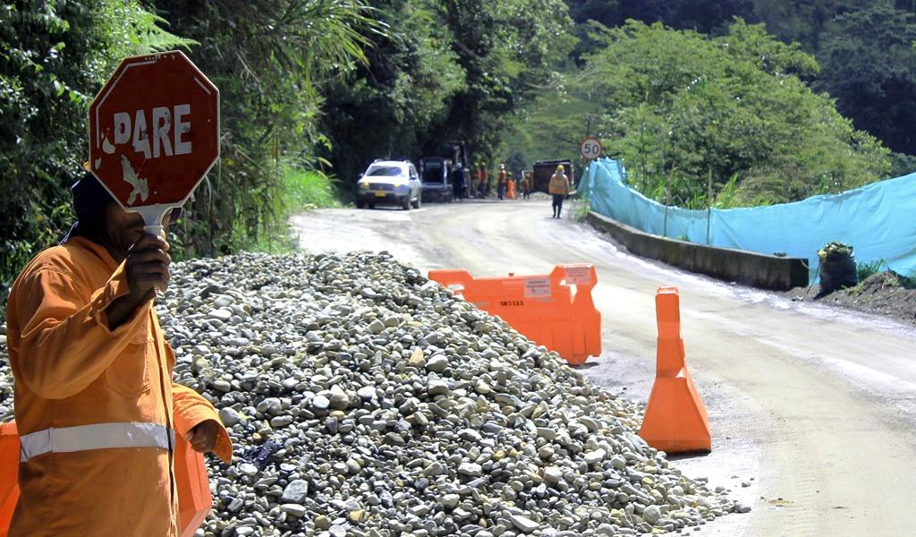 """""""La seguridad de la vía Bogotá-Choachí es la prioridad"""": Mintransporte"""