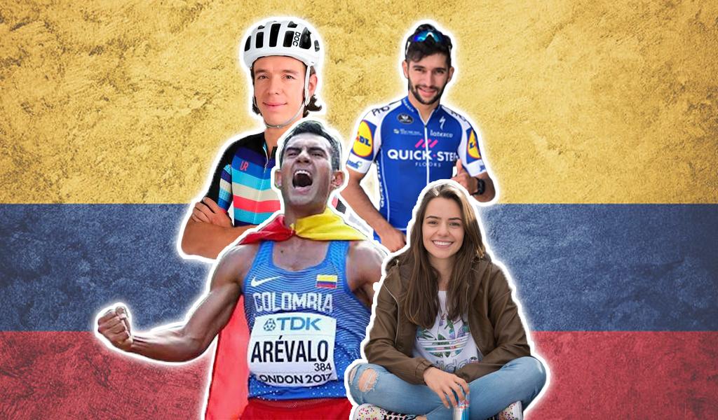 Deportista latinoamericano 2017