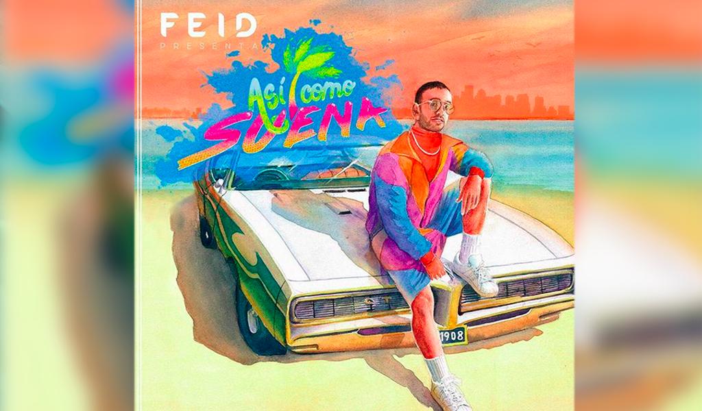 Feid lanza su álbum debut 'Así como suena'