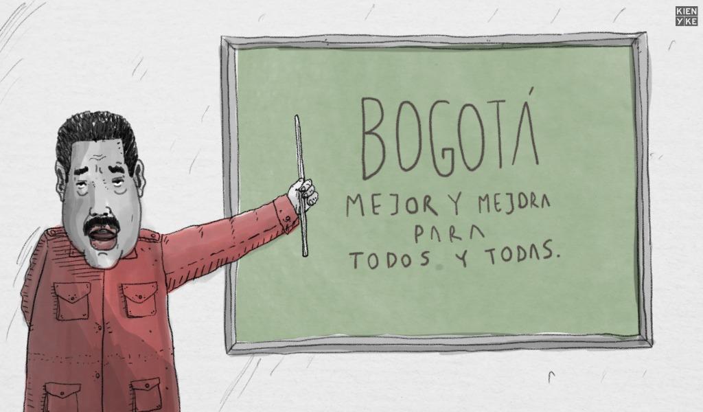 La orden que recibió la alcaldía de Bogotá