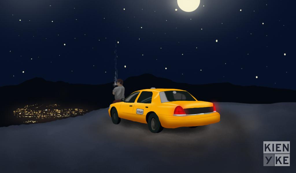 Historias de taxi: el conductor de ninguna parte