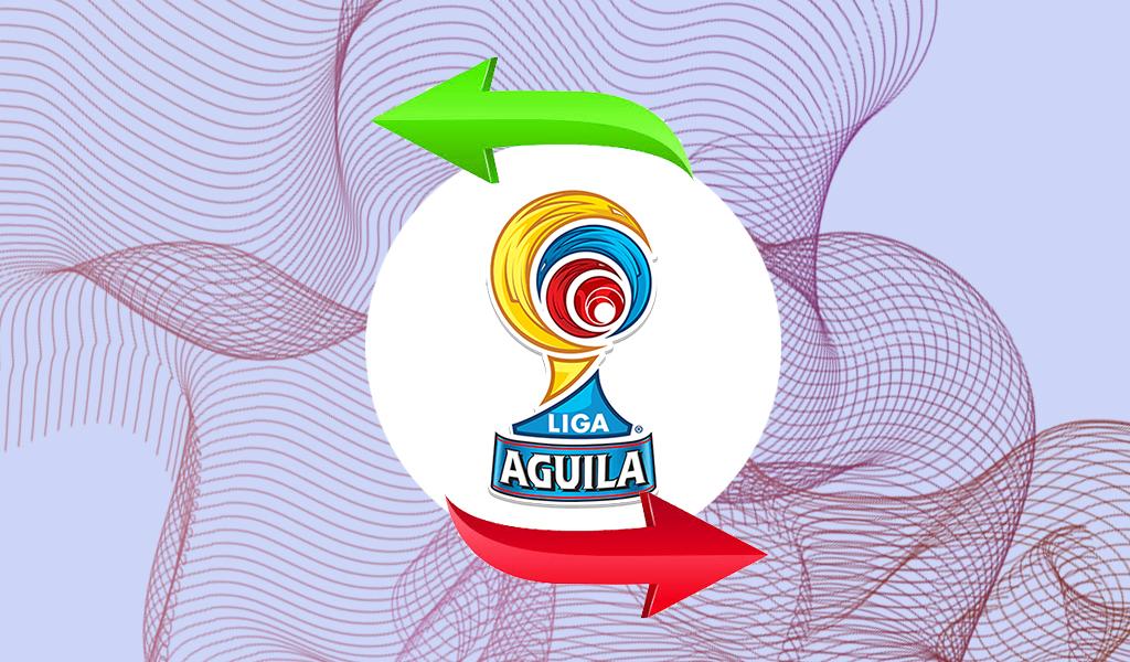 Transferencias Liga Águila Diego Cagna