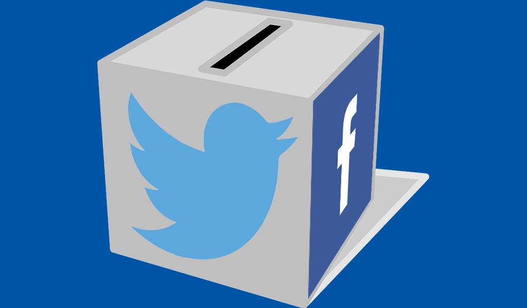 candidatos redes sociales