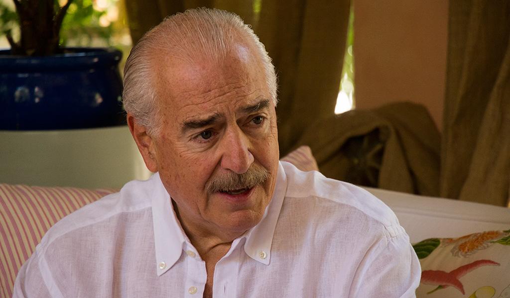Andrés Pastrana aclara vínculo conJeffrey Epstein