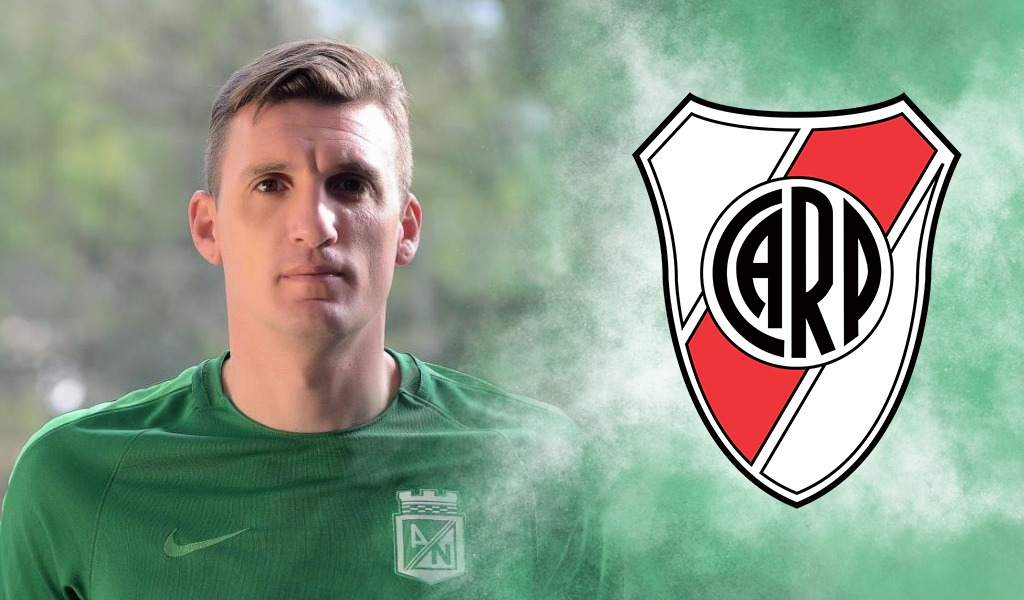¿No gustó la llegada de Armani a River Plate?