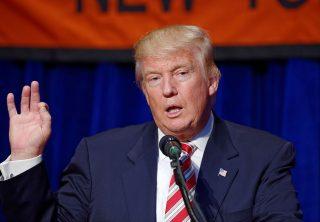 Inicia juicio político contra Trump en el Senado