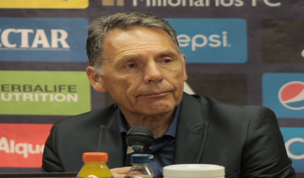 Miguel Ángel Russo vuelve a ser internado