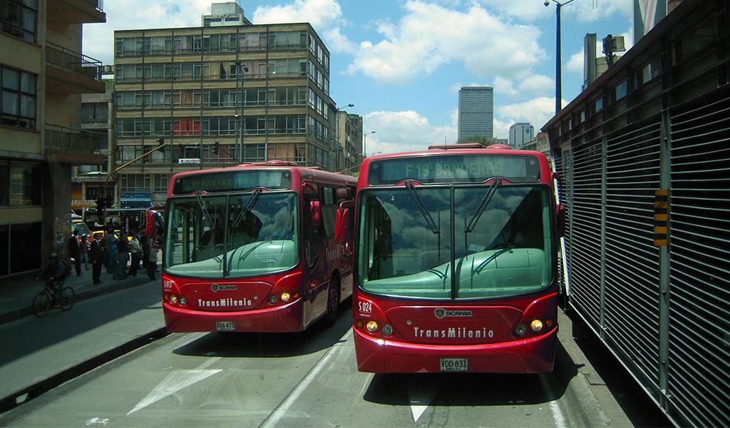 Tres estaciones de TransMilenio tendrán nuevo nombre