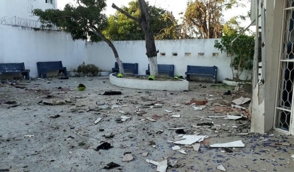 Nueve días tras el atentado en Barranquilla